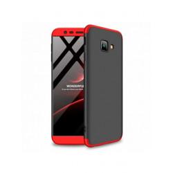 J4 PLUS RED-BLACK NAKŁADKA